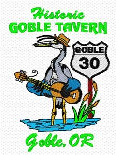 Goble Tavern Logo
